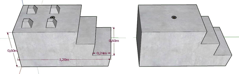 Bloc béton bb600x600x1200-escal1
